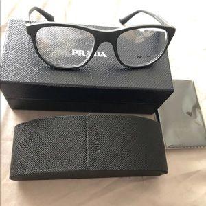 Luxury glasses frame